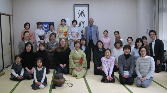 The Hands-on Tea Ceremony Class