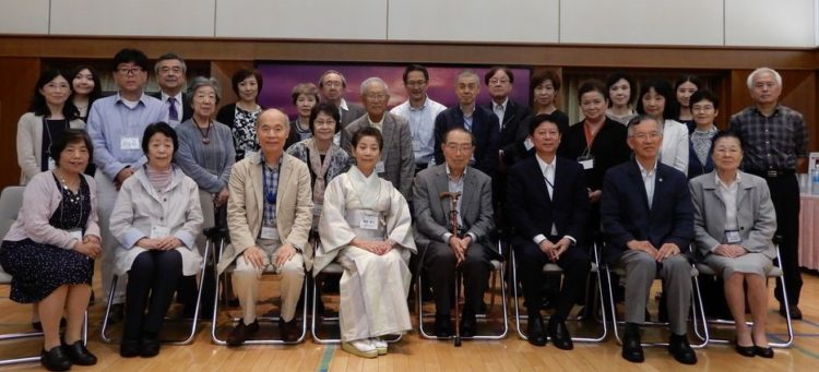 中華人民共和国駐日本国大使館訪問