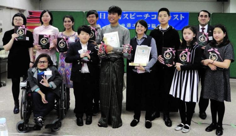 第二回 日本語スピーチコンテスト